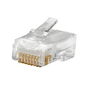 Модульная вилка Rit (R3208001) Giga RJ-45 Unshielded Plug, 8-Position
