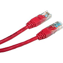 Hyperline PC-LPM-UTP-RJ45-RJ45-C6-0.5M-LSZH-RD Патч-корд U/UTP, Cat.6, LSZH, 0.5 м, красный