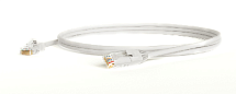 Hyperline PC-LPM-UTP-RJ45-RJ45-C6-0.5M-WH Патч-корд U/UTP, Cat.6, 0.5 м, белый